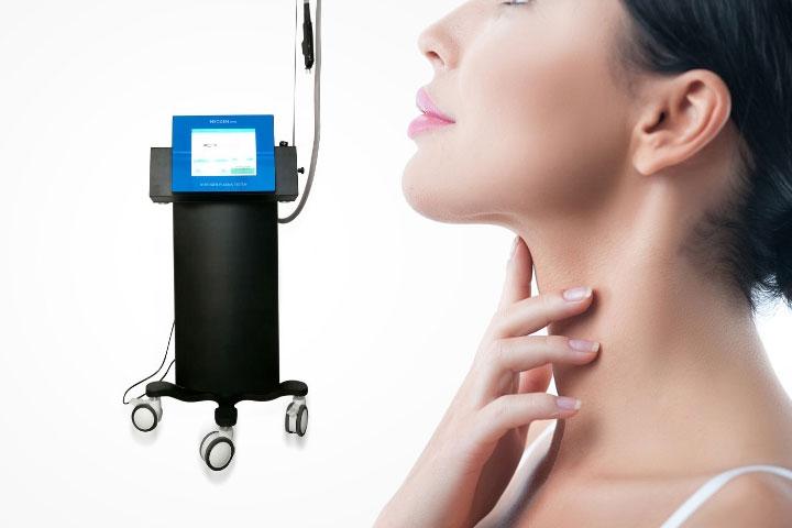 Ošetrenie prístrojom Neogen